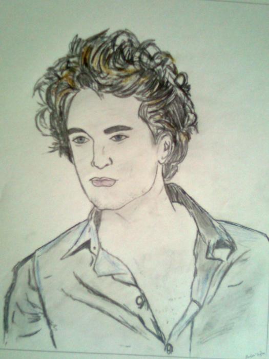 Robert Pattinson par shalini